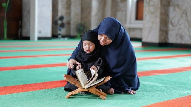 Buka Jalan Lebar untuk Anak Belajar Ilmu Islam – AsSajidin.com
